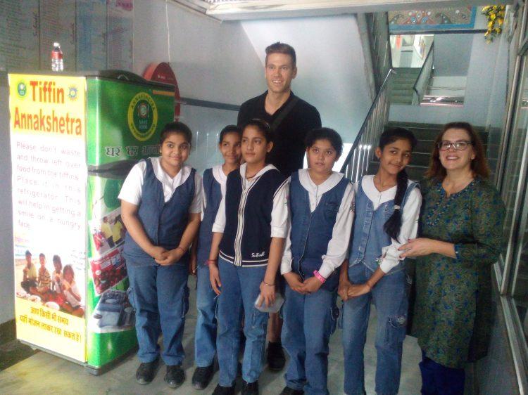 Annakshetra at schools: Sharing food, sharing smiles