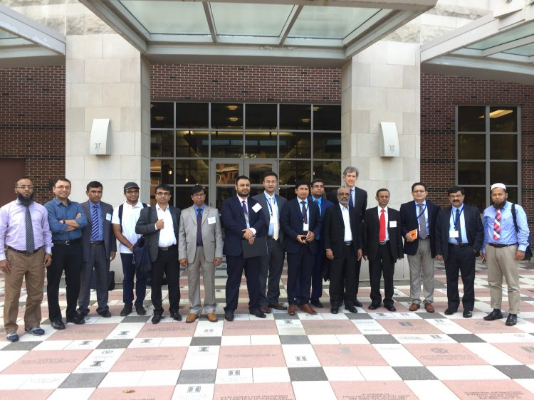 ADMI hosts visitors from Bangladesh