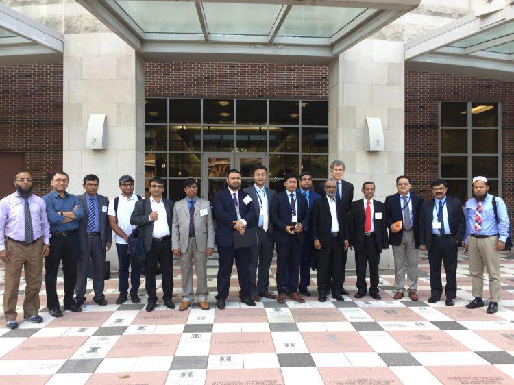 ADMI hosts visitors from Bangladesh