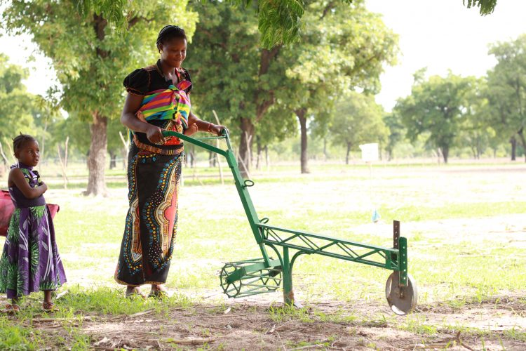 Gender sensitivity training in Burkina Faso