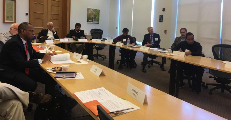 ADMI External Advisory Board meets at University of Illinois