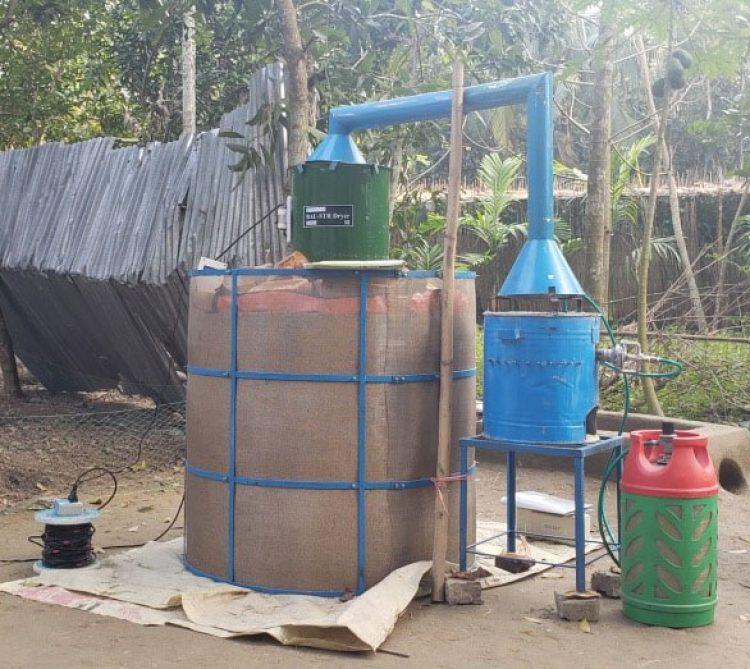BAU-STR Dryer: An Efficient Technological Solution for Reducing Post- Harvest Loss