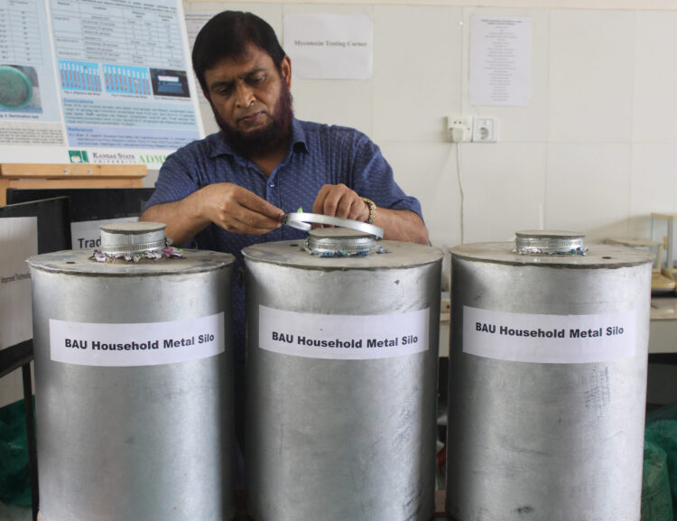 News from Bangladesh: Dryer construction and research awards